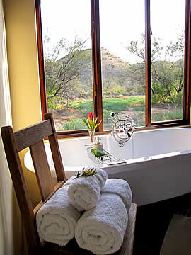 Game Reserve Karoo Bush Camp Steytlerville